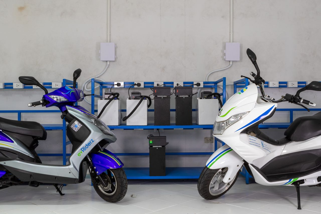 Benefits of electric motorcycles over petrol